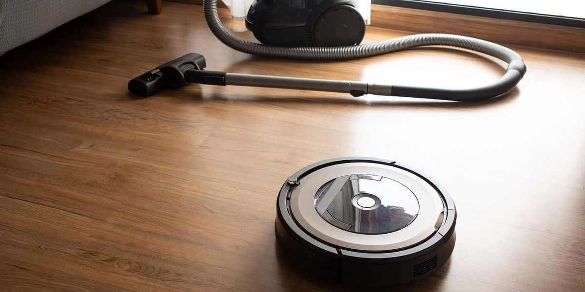 history of robot vacuums