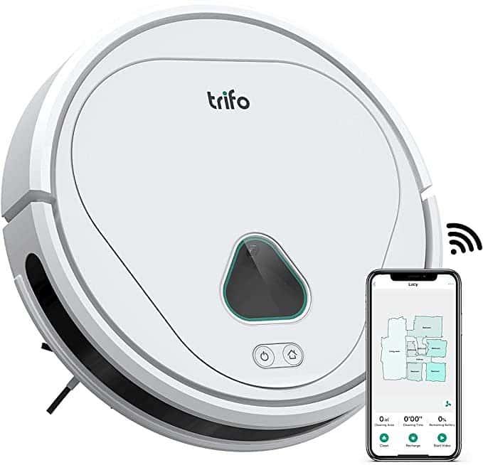 Trifo Max Pet Robot Vacuum Cleaner