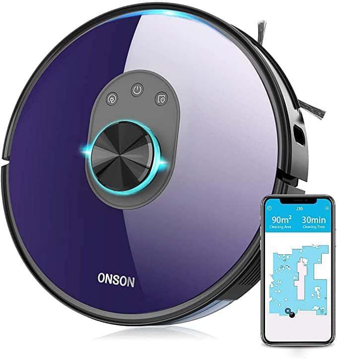 ONSON J30 Robot Vacuum
