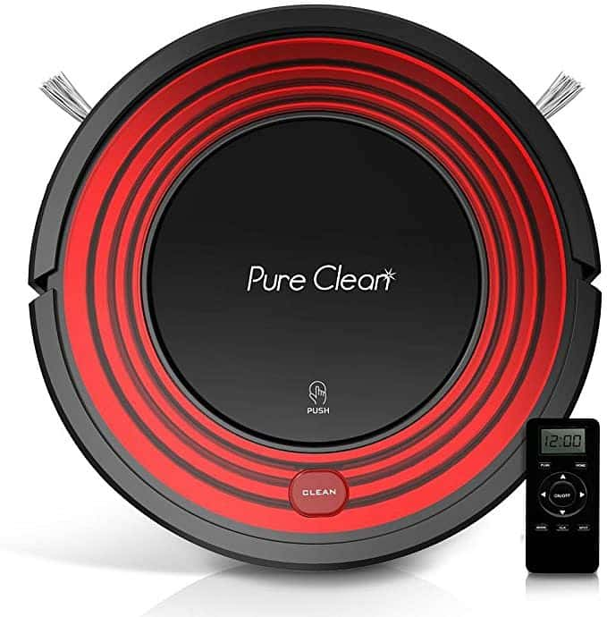 Pure Clean PUCRC95 Robot Vacuum Cleaner