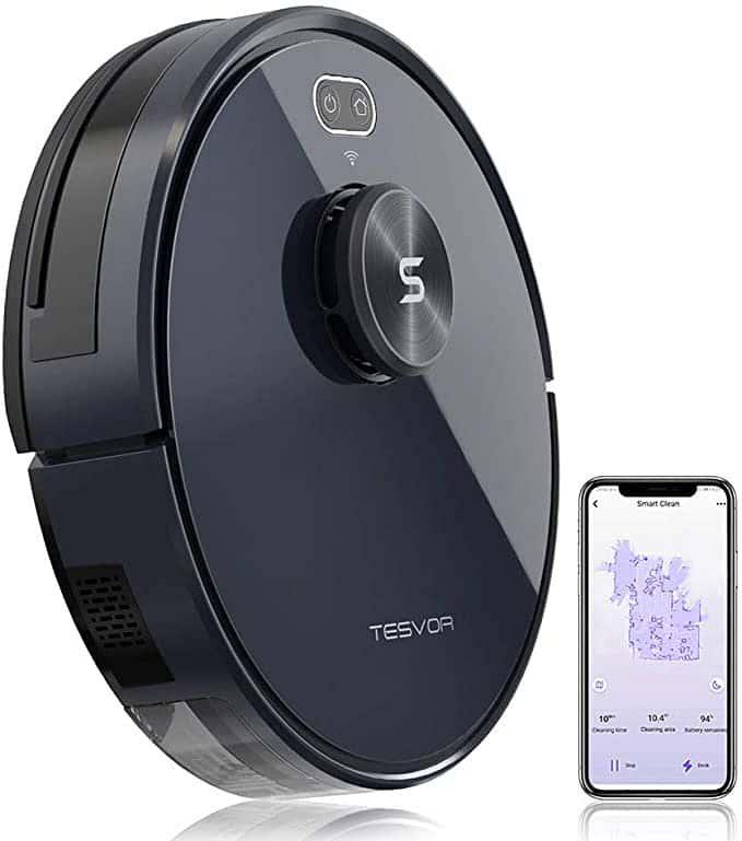 Tesvor S6+ Robot Vacuum Cleaner