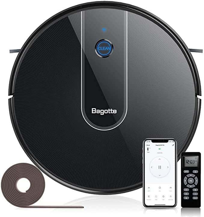 Bagotte BG700 Robotic Vacuum Cleaner