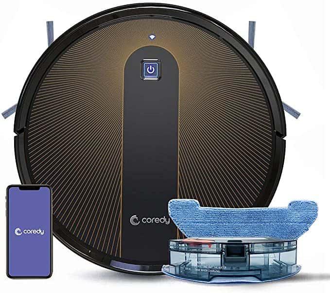 Coredy R750 Robot Vacuum Cleaner
