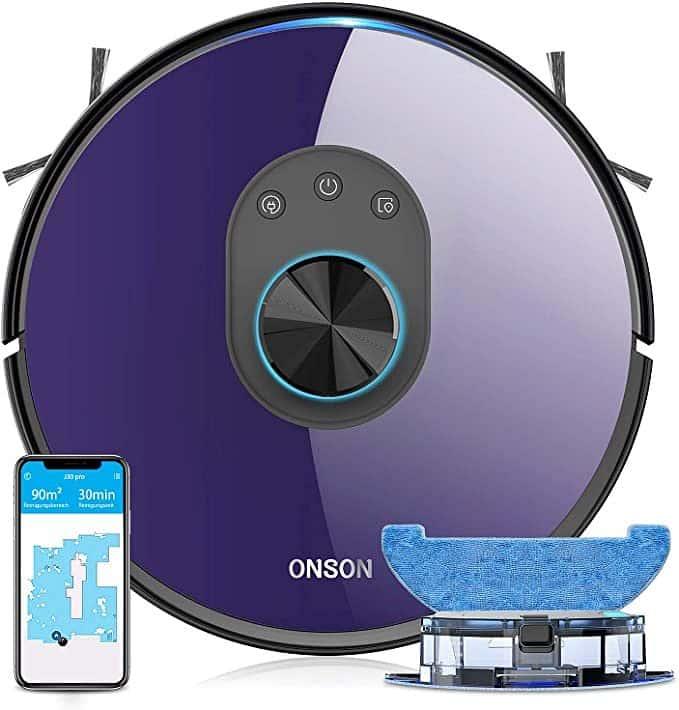 Onson J30PRO Robot Vacuum