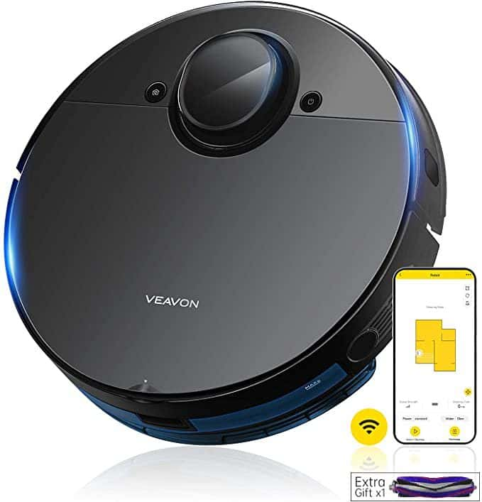 VEAVON V8 Robot Vacuum Cleaner